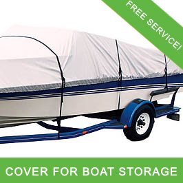 Cover Boat For Storage