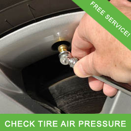 Check Air in Boat Trailer Tires