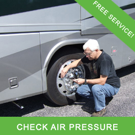 Check Air in Tires