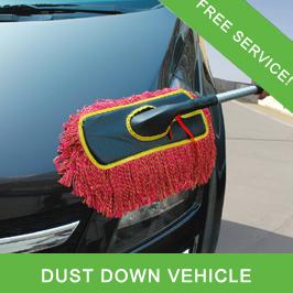 Dust Car Down