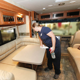 RV Housekeeping